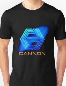 Cannon Logo Unisex T-Shirt