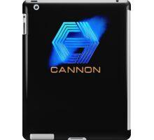 Cannon Logo iPad Case/Skin