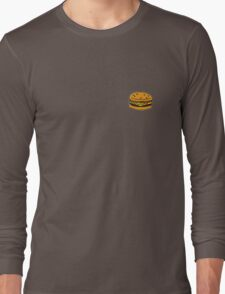 burger(s) Long Sleeve T-Shirt