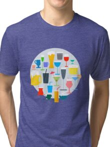 Time to Drink Tri-blend T-Shirt
