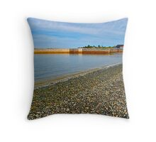 Belliveau Cove III Throw Pillow