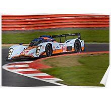 # 009 AMR Lola Aston Martin Poster