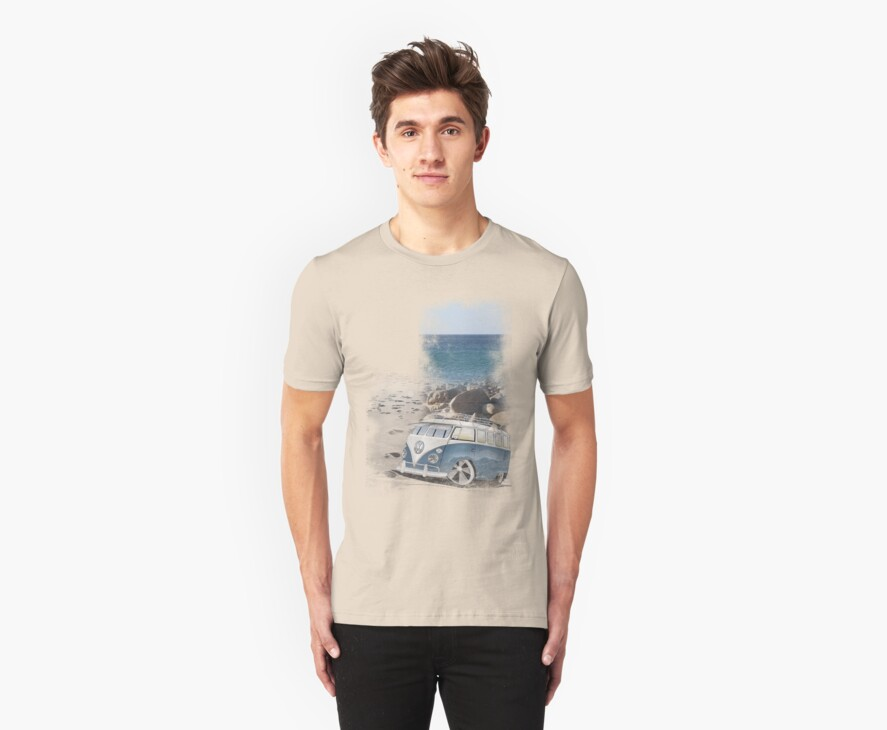 Splitty Beach by Richard Yeomans