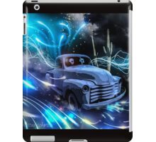 THE GHOST TRUCK RETURNS iPad Case/Skin