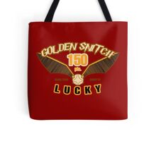 Golden Snitch - Lucky 150 pts. Tote Bag