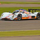 Aston Martin Racing 009 by Willie Jackson