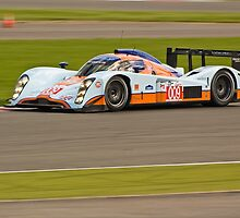Aston Martin Racing 009 by Willie Jackson