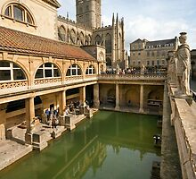The Great Bath by Paul Woloschuk