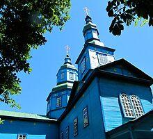 Shades of Blue by calvinincalif