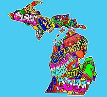 MICHIGAN by thespiltink