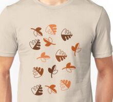 Autum leaves! Unisex T-Shirt