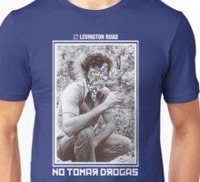 No Tomas Drogas - White Unisex T-Shirt
