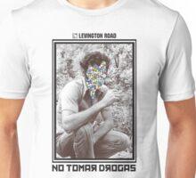 No Tomas Drogas - Black Unisex T-Shirt