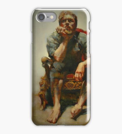 The Unexpected Coronation iPhone Case/Skin