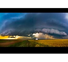 Storm Chased Photographic Print