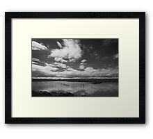 Everything But You Framed Print