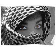""""""" Mesmerizing Eyes """" Poster"""