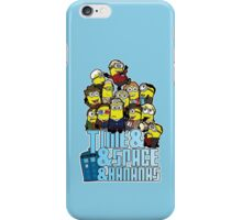 Time and Space and Bananas iPhone Case/Skin