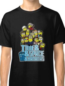 Time and Space and Bananas Classic T-Shirt