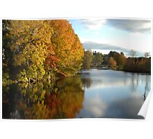 A Touch of Autumn Poster