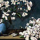 Magnolias by BaVincio