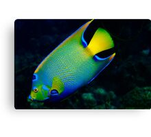 The Queen of the Sea Canvas Print
