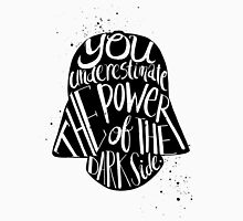 Star Wars Inspired Darth Vader Typography Quotes T-Shirt