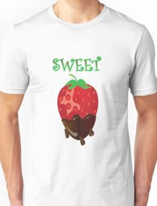 strawberry tshirt Unisex T-Shirt