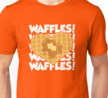 I Love Waffles 2 T-Shirt