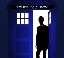 Doctor Who - Mad Man in a Box by Smithicus Gaming