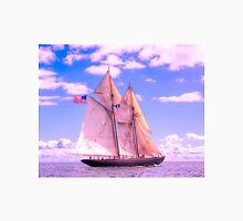 Schooner Virginia Under Sail Unisex T-Shirt