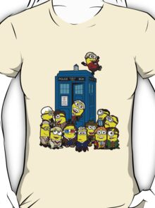 Minion Who T-Shirt