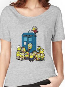 Minion Who Women's Relaxed Fit T-Shirt