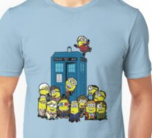 Minion Who Unisex T-Shirt
