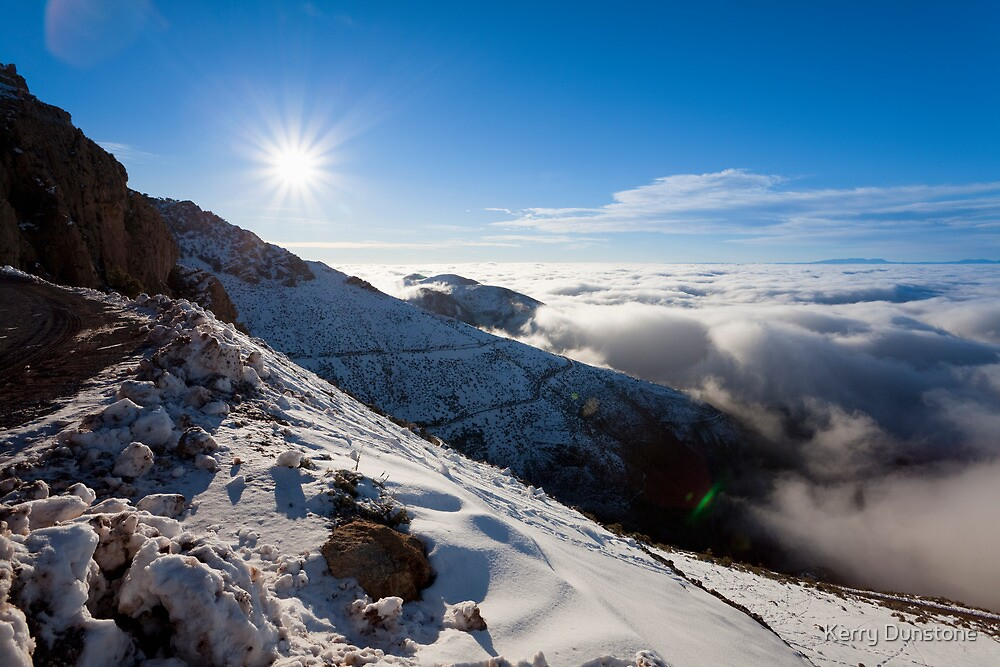 High Atlas Mountains, Morocco by Kerry Dunstone