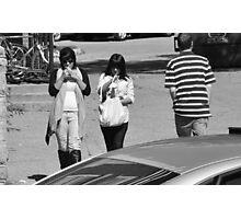 Smoke Break Photographic Print