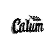 Calum Hood Feather Tattoo by inspiredbybands