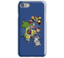 Minvengers Age of Mintron iPhone Case/Skin