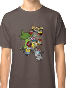Minvengers Age of Mintron Classic T-Shirt