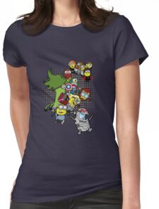 Minvengers Age of Mintron Womens Fitted T-Shirt
