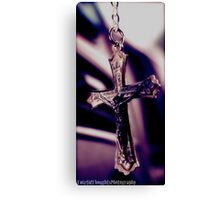 Faith? Canvas Print