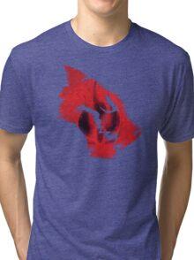 Blake & The White Fang Tri-blend T-Shirt