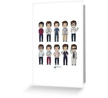 Outfits NYC Greeting Card