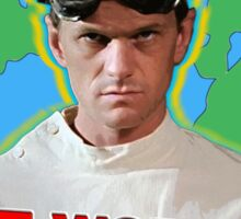 Dr. Horrible - THE WORLD IS A MESS AND I JUST NEED... RULE IT. Sticker