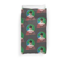 Dr. Horrible - THE WORLD IS A MESS AND I JUST NEED... RULE IT. Duvet Cover
