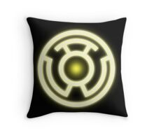 In the blackest day - FEAR! Throw Pillow