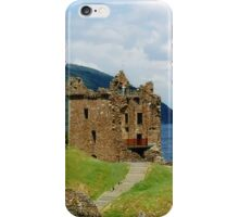Urquhart Castle , Scotland iPhone Case/Skin