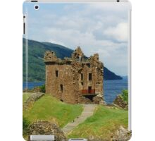 Urquhart Castle , Scotland iPad Case/Skin