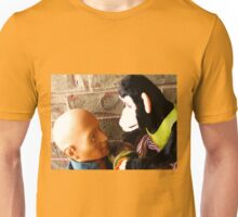 Dead-Staring Contest Unisex T-Shirt