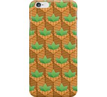 Cubic Pineapples iPhone Case/Skin